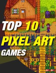 We did not find results for: Top 10 Juegos De Pixel Art Que Deberias Jugar