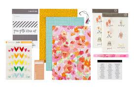 studio calico roman holiday planner kit