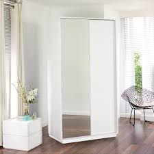 mirror wardrobe. malone sliding mirror door wardrobe white. loading zoom