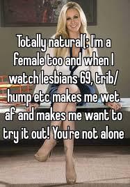 Lesbian 69 and trib