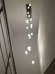 famous orion 16 light glass globe rectangular led chandelier with chandelier globe gallery