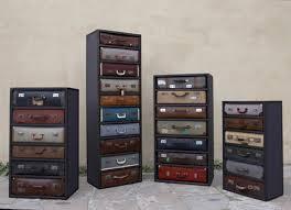 Image Upcycled Furniture Reuse Old Suitcases Black Cabinet Diy Storage Furniture Ideas Upcycled Wonders Reuse Old Suitcases 17 Furniture Ideas For Home Decoration