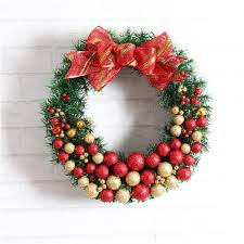 2019 artificial flower xmas wreath door decorative wedding hanging wreaths garland for home decoration supplies from roohua 31 56 dhgate