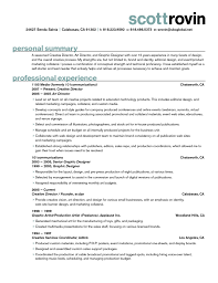 Resume Examples Creative Director Resume Ixiplay Free Resume Samples