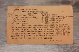 old fashioned hot fudge pudding cake recipe