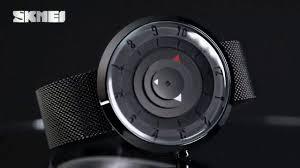 SKMEI 9174 <b>men fashion waterproof</b> quartz watches - YouTube