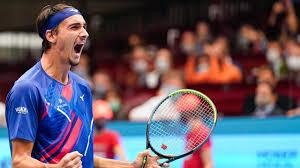ATP Wien - Highlights: Sonego schlägt Evans im Halbfinale - Tennis Video -  Eurosport