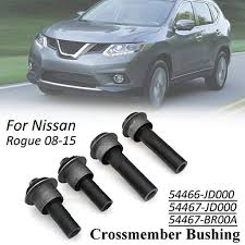Nissan Rogue Lights Control Engine Cradle Front Subframe Crossmember Bushing For 08 15