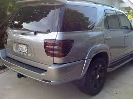 2003 Toyota Sequoia – pictures, information and specs - Auto ...