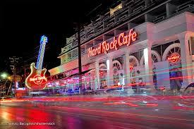 hard rock café et