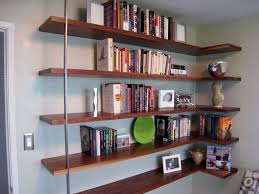Wall Bookshelf Compact Shelf Decor Ideas 72 Shelving Units Modern Wall Shelf