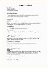 Resumes That Work Elegant Objective Resume Examples Fresh Nursing