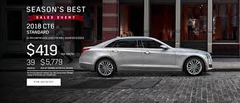oem 1118 cadillac ct6 sedan wer lease