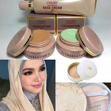 perfect base make up dari o leary cara pakai steps