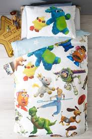 toy story 4 printed reversible duvet