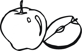 Small Picture Coloring Pages Apple Coloring Picture Page Pages Apple Coloring