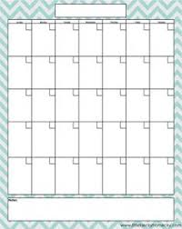 monthly printable calendar 132 best monthly calendar printables images in 2019 day planners