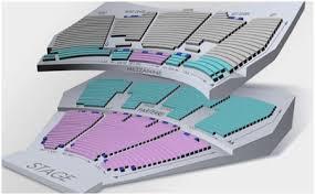 Bright Fox Grand Theater Seating Chart Fox Theater Foxwoods