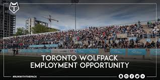 Toronto Wolfpack – Employment Opportunity - Toronto Wolfpack ...