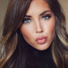 3c45a30b811c7d55cfc759159c31656a you mugeek vidalondon blue eyes and dark hair makeup for brown there is such a thing