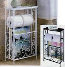 wrought iron bathroom shelf. WROUGHT IRON BATH ORGANIZER - WHITE Wrought Iron Bathroom Shelf O