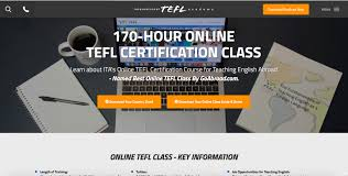 The 5 Best Online Tefl Certifications Courses You Can Take