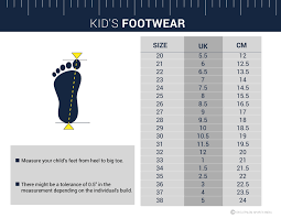 Decathlon Sports India Size Guide Kid Shoes Kid Beds