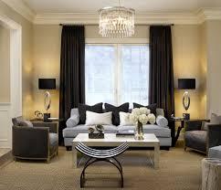 contemporary living room lighting image