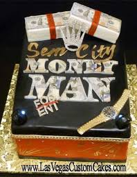 Cakes For Men Las Vegas Custom Cakes