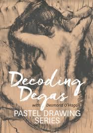 decoding degas pastel drawing series dvd