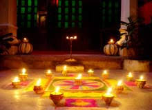 Small Picture Diwali Home Decoration Ideas Dgreetings Blog