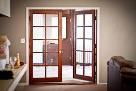 top replacing sliding glass door with french door