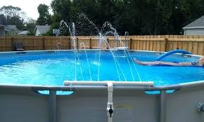 pool fountain full size of water fountains lights pool fountains diy above ground pool pool fountain