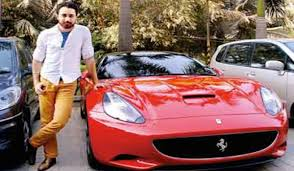 ferrari cars holders in india