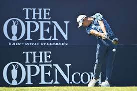 2021 British Open: Collin Morikawa wins ...
