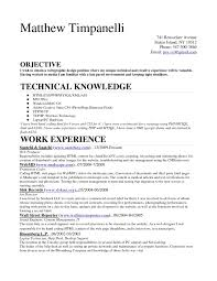 Examples Of Resumes Resume Sample For Internal Job Posting