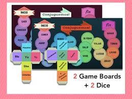 Conjuguemos The Spanish Conjugation Game