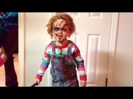 chucky outfit for toddlers
