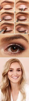 45 brown eyes makeup looks and