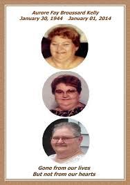 Aurore Kelly Obituary (1944 - 2014) - Lafayette, LA - The Advertiser