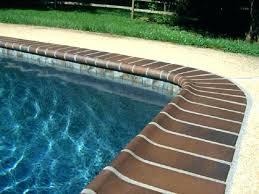 brick pool coping brick pool coping pool tile with brick coping google search brick pool coping brick pool coping