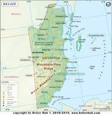 belize map  map of belize  download maps of belize