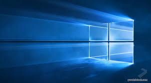 windows 10 default wallpaper video