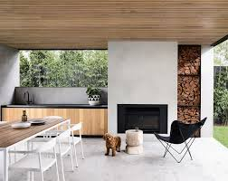 Modern Outdoor Fireplace Designs Pin By Lisa White On Deck In 2019 Outdoor Kitchen Design