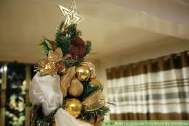 image titled decorate.  Titled How To Decorate Your Room For Christmas Image Titled  Step Decor To Image Titled Decorate