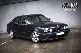 BMW 3 Series bmw m5 1990 : BMW E34 M5 – ExhaustWorx
