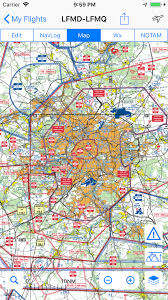 Bahamas Vfr Chart France Paris Area Regional Sia Vfr Map 2019 500k