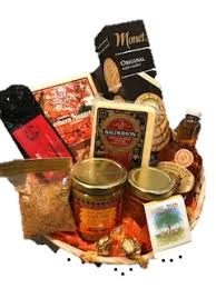 a taste of the ottawa valley in every gift basket