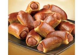 j and j snack food j j snack foods adds soft pretzel wrapped mini dog to its product