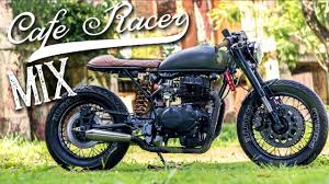 Cafe Racer (Honda <b>CB 400</b> by Retrorides By Lourenço) - YouTube